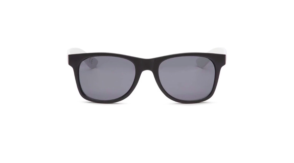512a800cf47b8 Carregando zoom... óculos sol vans pretobranco 100%policarbonato original n  y c