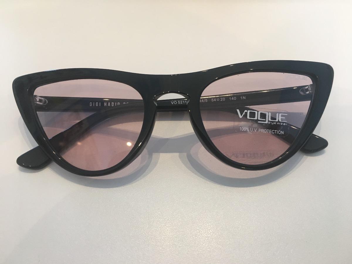 87391bd5f1df9 Carregando zoom... óculos de sol gigi hadid for vogue vo-5221s exclusividade