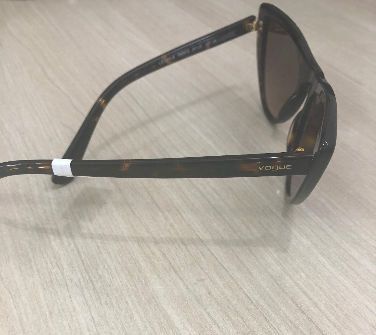 488bb91c3ca85 Oculos De Sol Vogue Gigi Hadid Original - R  419,00 em Mercado Livre