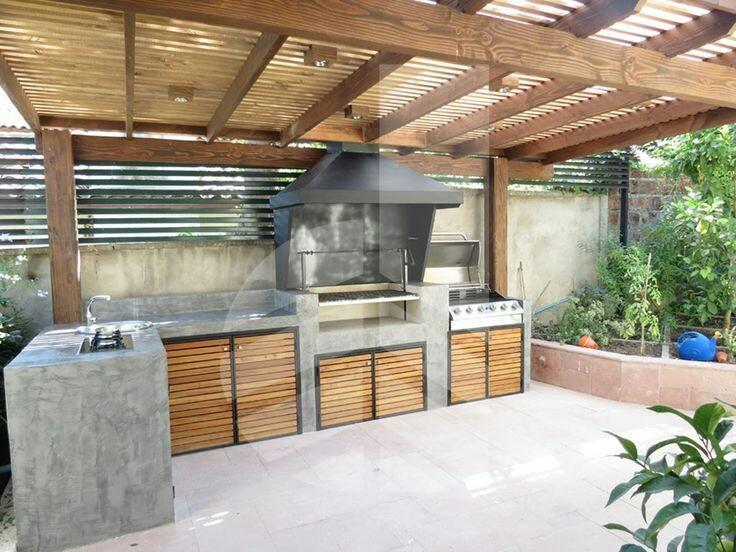 Sol y sombra policarbonato techo terraza s 1 00 en for Casa quinchos modernos fotos