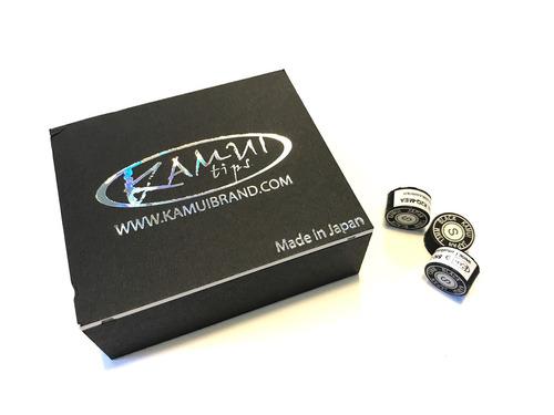 sola de couro kamui bilhar sinuca profissional 11mm média