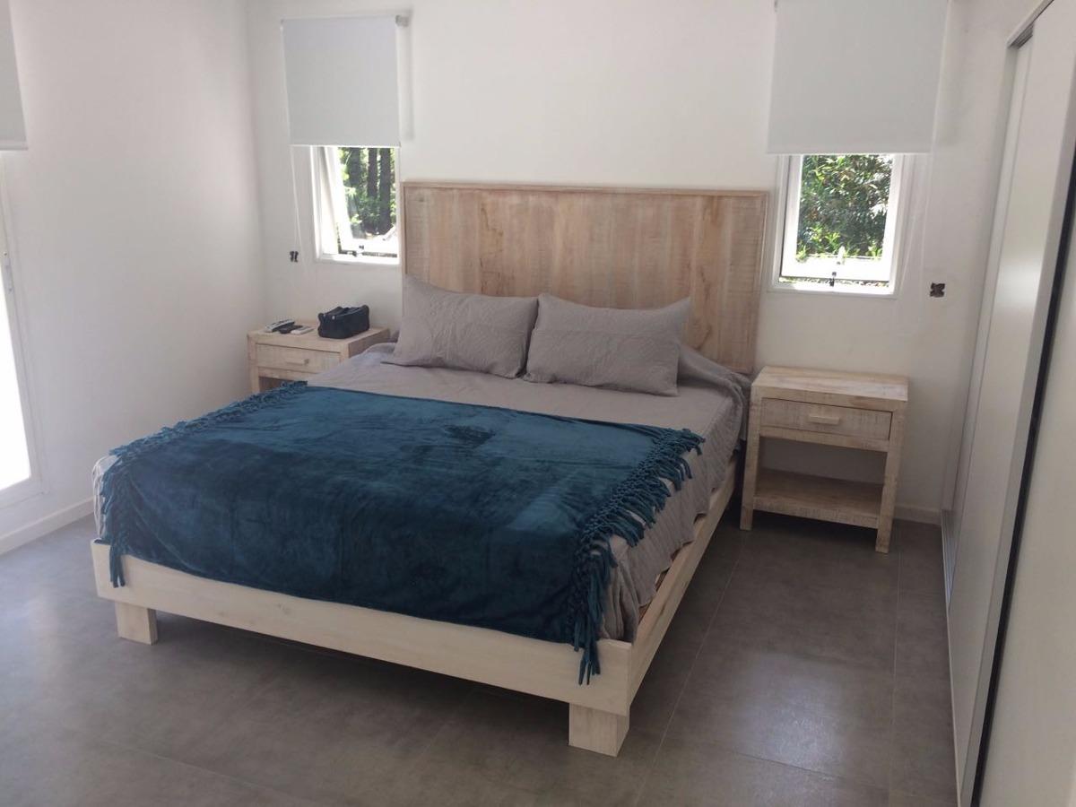 solanas resort  pta del este  casa minimalista en alquiler