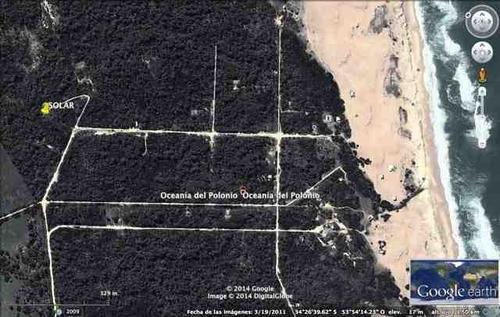 solar 1 - manzana 65-oceania del polonio - rocha - uruguay -