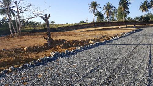 solar 150 mts. residencial doña esther en villa mella
