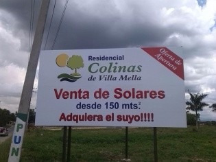 solar 160 mts. en villa mella