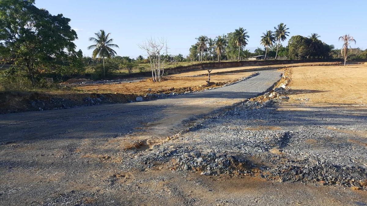 solar 160mts. proyecto residencial en villa mella