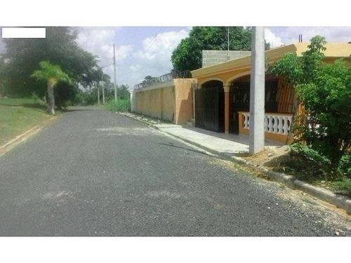solar 167 mts. en residencial colinas de villa mella