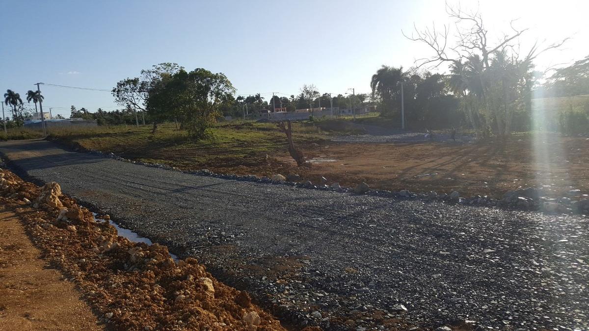 solar 267 mts. residencial maia en villa mella