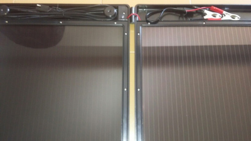 solar cargador 13w portatil panel ekko diseño maletín oferta