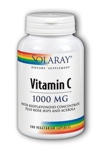 solaray - vitamin c 1000 mg.