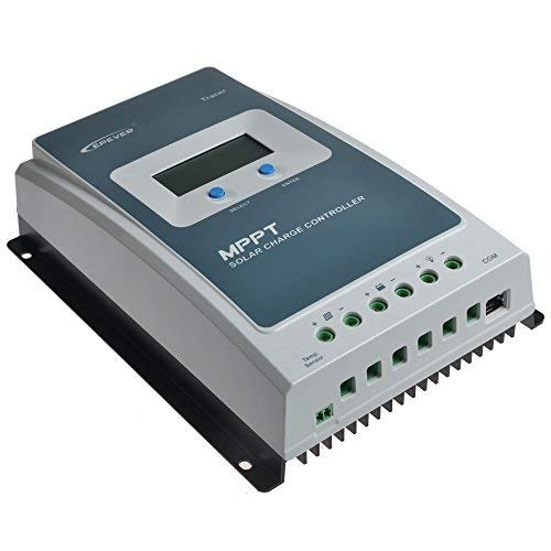 Solarepic 40a Mppt Solar Charge Controller 4210an Series