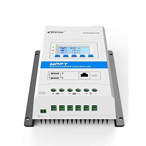 Solarepic Triron Series 40a Mppt Regulador De Carga Solar