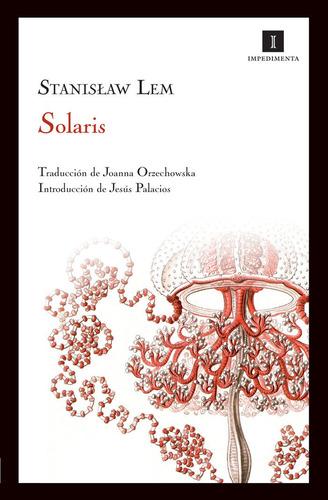 solaris, stanislaw lem, ed. impedimenta