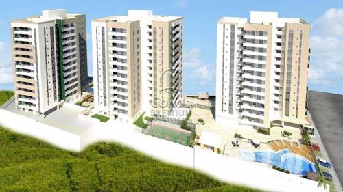 solarium residence - única - bloco 2 (equador) - 203 - cp1348