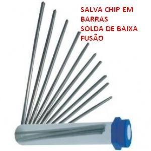 solda baixa fusão salva chip soft tubo 50grs