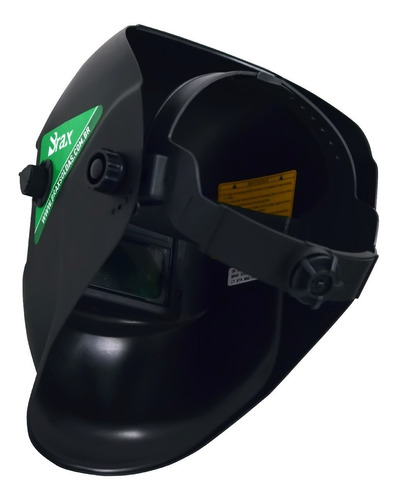solda com máscara
