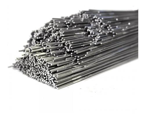 solda vareta alumínio 5% sil 3/32