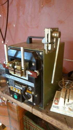 soldadeira automatica para fitas de serras