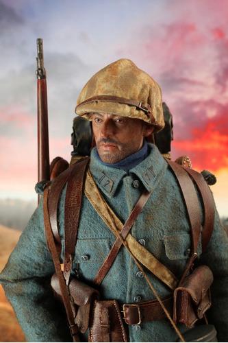 soldado 1era guerra mundial de colección did