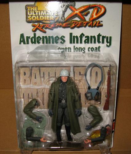 soldado aleman ultimate soldier 1/18 panzergrenadiers gijoe