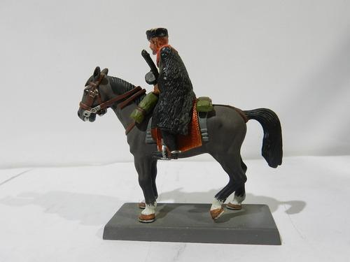 soldado de plomo cosaco a caballo ruso dea by cassandra