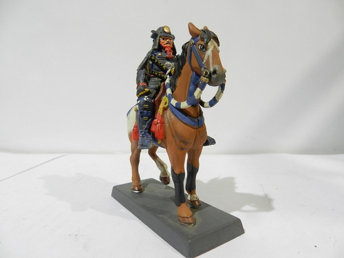 soldado de plomo samurai a caballo japon dea by cassandra