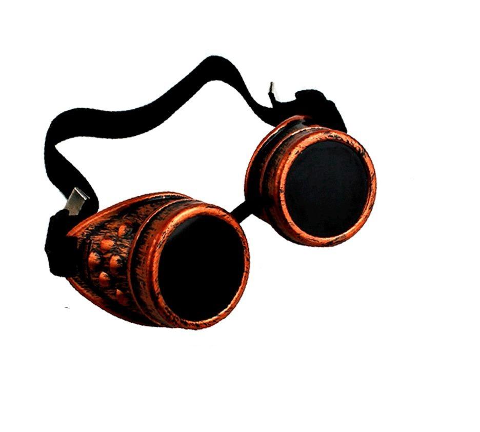 9136c322bb Soldado Piloto Antiguo Aviador Disfraz Halloween Gafas - $ 14.900 en ...