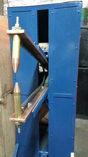 soldador de punto industrial