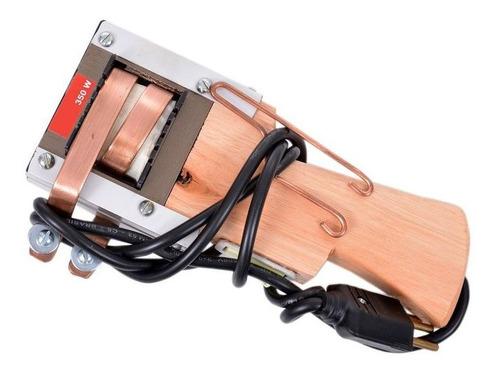 soldador estanhador pistola profissional 350w - 220v