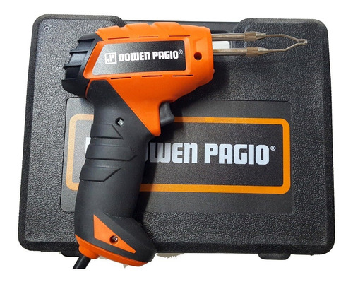 soldador estaño tipo pistola dowen pagio 100w c/acc verashop
