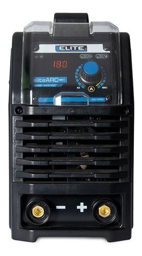 soldador inversor elite arc180 180 amperios 110/220 voltios