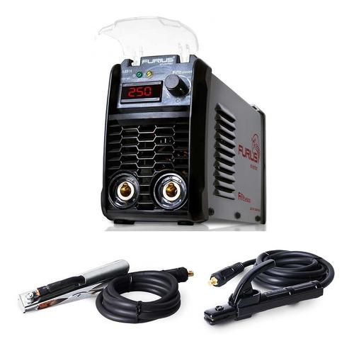 soldador inversor furius 250 amperios - solo 220 voltios