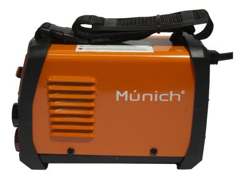 soldador inversor mini transportable 130amp 110v munich