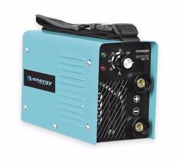 soldador/ soldadora inverter 140amp. energy he4800