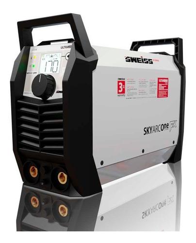 soldador sweiss inversor de 170 amp, 95 a 270 voltios