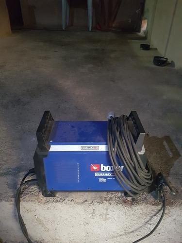 soldador tig e eletrodo revestido