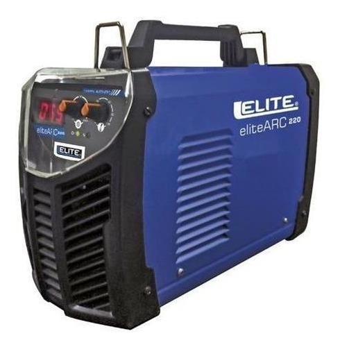 soldador tipo inversor 220 amp elite si9220dv 220amp