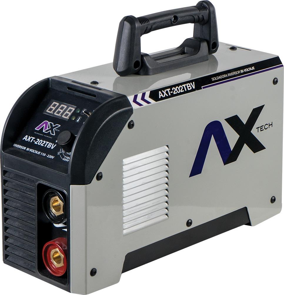 4ed6638c04 Soldadora 200a Ax Tech 7018 Aluminio Inox+careta Gratis Elec ...