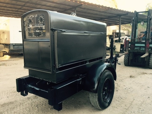 soldadora 250 amp lincoln 3 cil diesel nacional garantizada