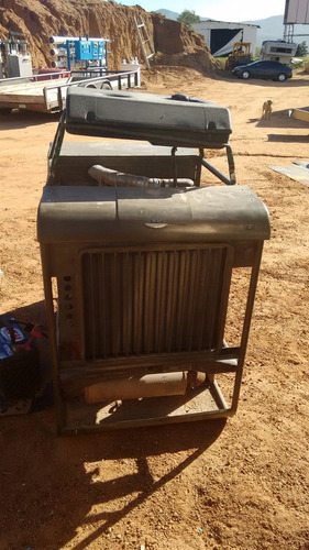 soldadora con generador de 12.5kw trifasico a gas.buenisimo