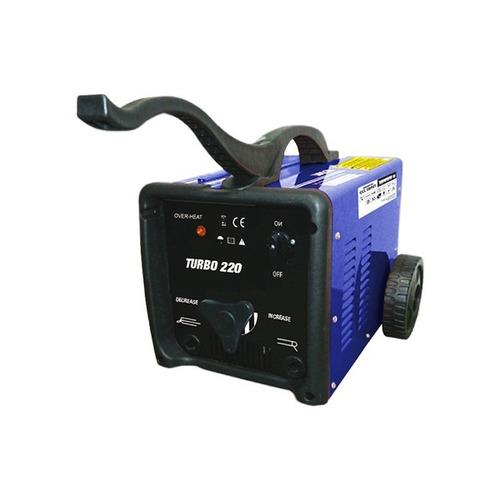 soldadora electrica 220 turbo + regalo mascara fotosensible