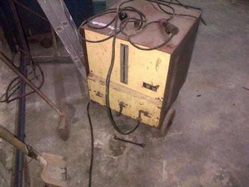 soldadora electrica de 400 amp alterna