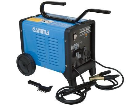 soldadora electrica gamma 220turbo g3466ar carro gran barata