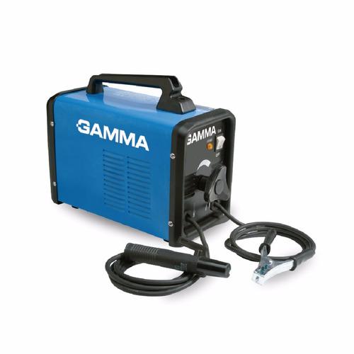 soldadora electrica gamma 3465g jet 155 para electrodo  pc