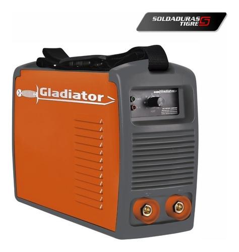 soldadora electrodo ie 6140/220 gladiator