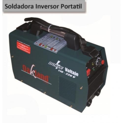 soldadora inversor portatil sp200 amperes planta soldar 3270