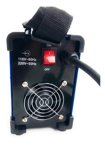 soldadora inversora hyundai bivoltaje 110v 220v portatil