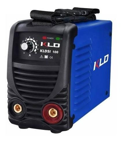 soldadora inverter 100 amp kldsi100 soundgroup palermo.