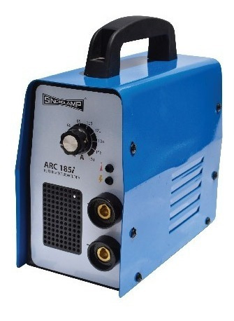 soldadora inverter 160 mma sincrolamp(arc 185i)
