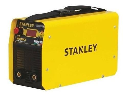 soldadora inverter 200a stanley sxwd200ic2 anti stick